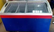 морозильный ларь 400 л бу