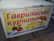 Продам морозильную камеру для магазина б/у
